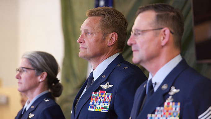 Gettys, Nelson retire from the Alaska National Guard