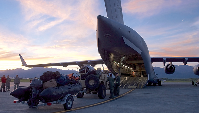 176th Wing Airmen support hurricane relief efforts