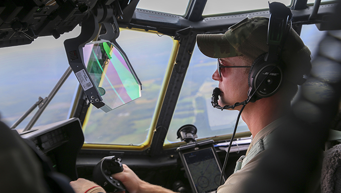 176th Wing nearly sweeps Lance P. Sijan awards