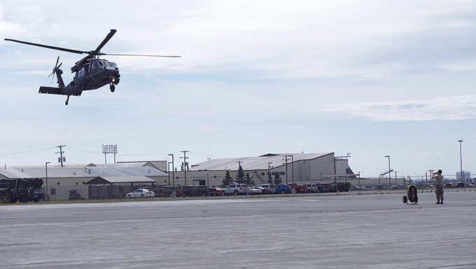 210th Rescue Squadron receives first OLR Pave Hawk